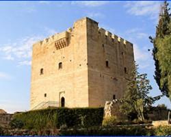 Замок Колосси в Лимассоле (достопримечательность Кипра)