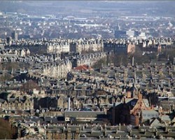 Эдинбург – немного истории Старого города