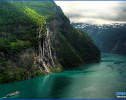 Фьорды и многое другое о Норвегии