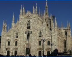 Собор Дуомо в Милане, или Duomo di Milano для русских