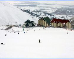 Поездка на горнолыжный курорт Паландокен