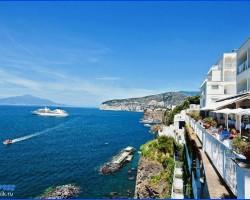 Отель Riviera 4* (Ривьера) в Сорренто