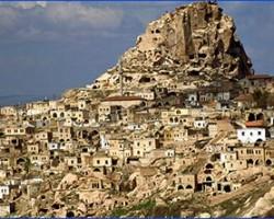Каппадокия – одно из самых загадочных мест в Турции