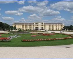 Дворец и парк Шёнбрунн. Часть первая