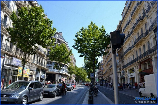 улица-ла-канбьер-марсель