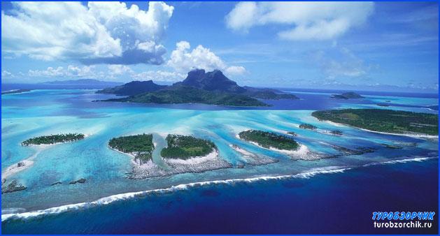 острова-Фиджи