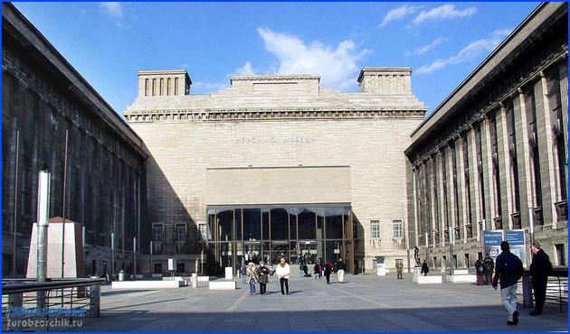 пергамский-музей-Пергамон