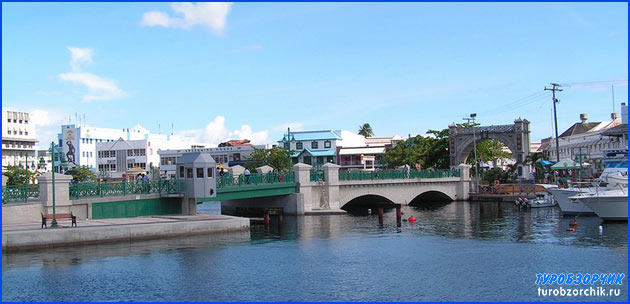 Барбадос-3