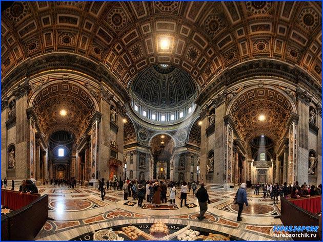 Ватикан-Собор-Святого-Петра-2