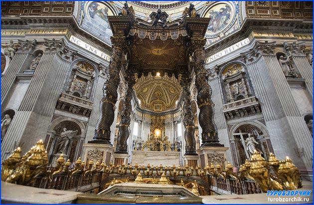 Ватикан-Собор-Святого-Петра-3