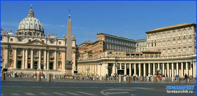Ватикан-Собор-Святого-Петра-4