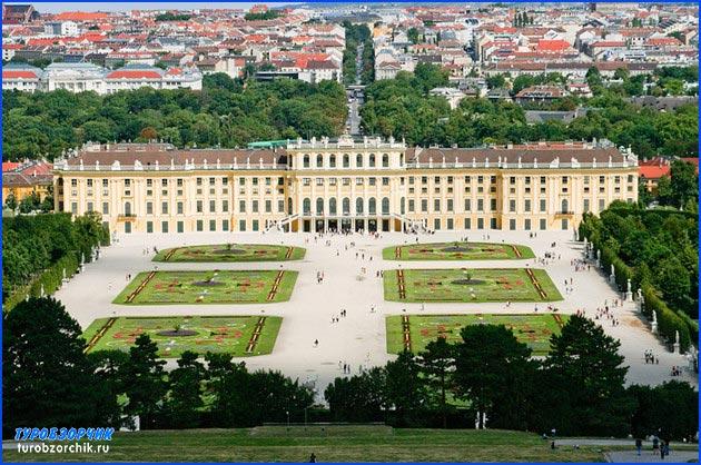 дворец-парк-Шёнбрунн-2