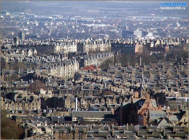 эдинбург-старый-город