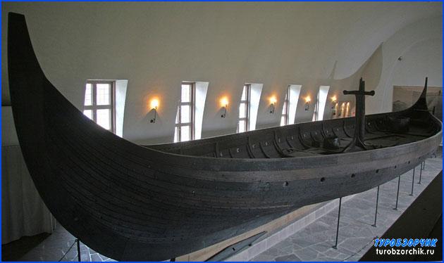 музей-викингов-Гокстад